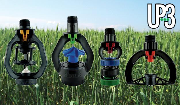 Senninger pivot irrigation